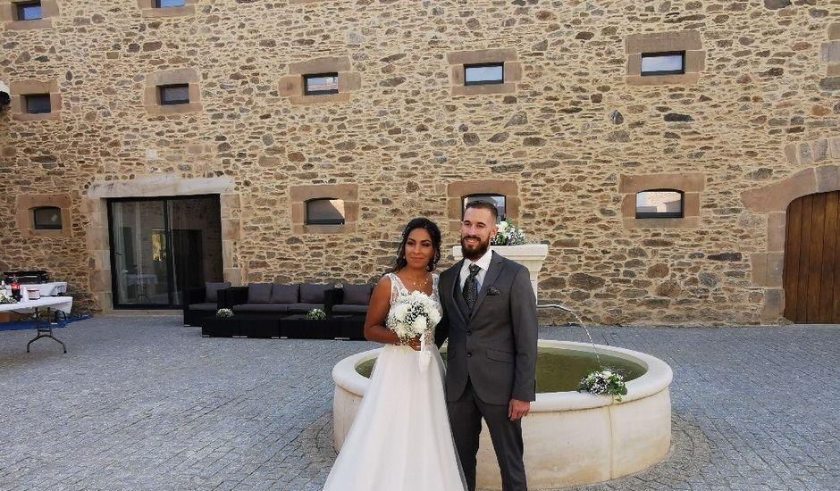 Le mariage de Damien et Fabiana à Graulhet, Tarn