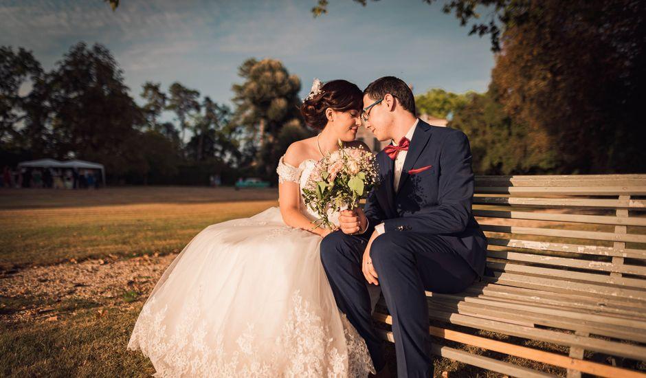 Le mariage de Adrien et Melody à Villeurbanne, Rhône