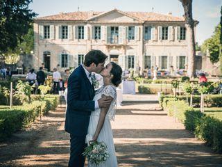 Le mariage de Annick et Yohann