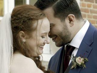 Le mariage de Jaclyn et Leonard