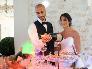 Le mariage de Marlène et Karim