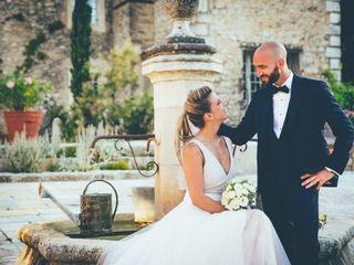 Le mariage de Aurore et Jean Christophe