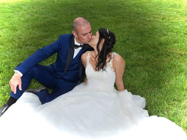 Le mariage de Sylvie et Vincent