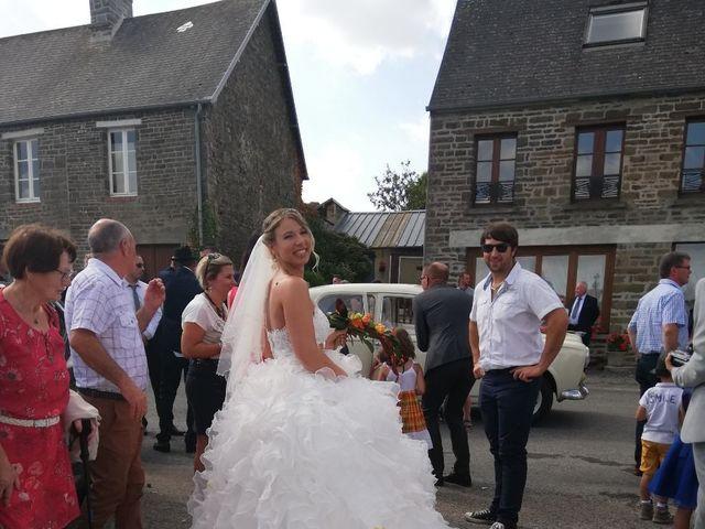 Le mariage de Pierrick et Aurélie à Le Bény-Bocage, Calvados 5