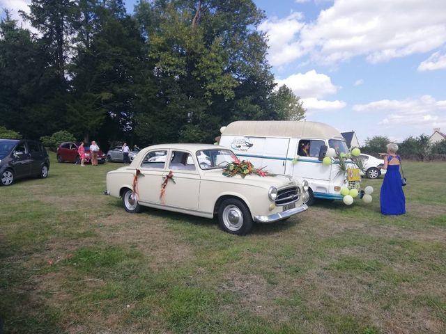 Le mariage de Pierrick et Aurélie à Le Bény-Bocage, Calvados 6