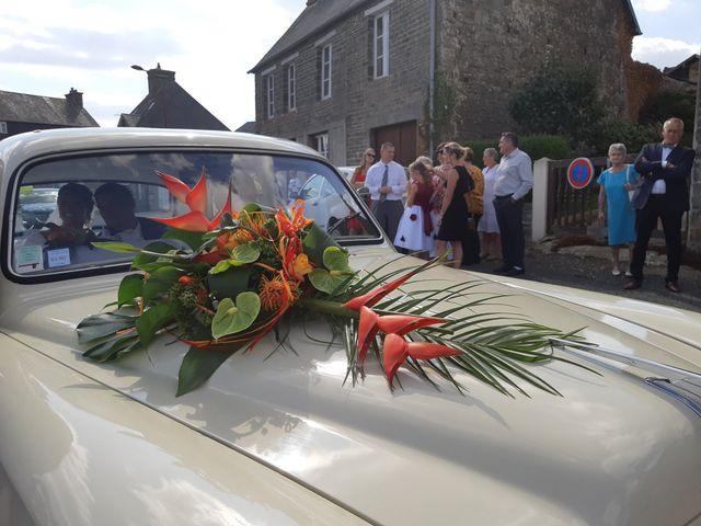 Le mariage de Pierrick et Aurélie à Le Bény-Bocage, Calvados 7