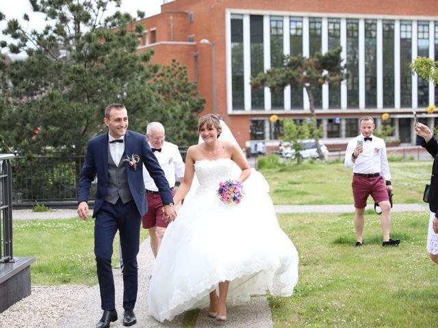 Le mariage de James et Madison à Dieppe, Seine-Maritime 24
