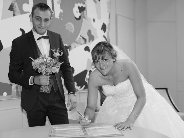 Le mariage de James et Madison à Dieppe, Seine-Maritime 27