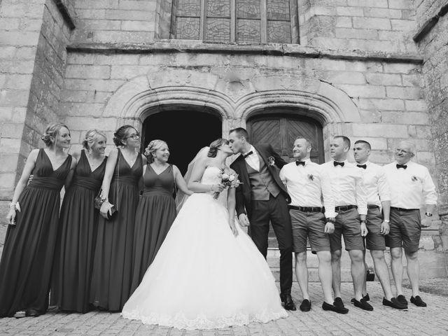 Le mariage de James et Madison à Dieppe, Seine-Maritime 44