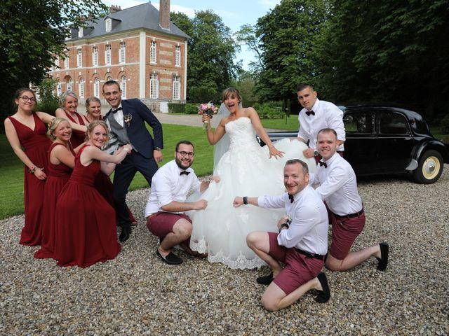Le mariage de James et Madison à Dieppe, Seine-Maritime 48
