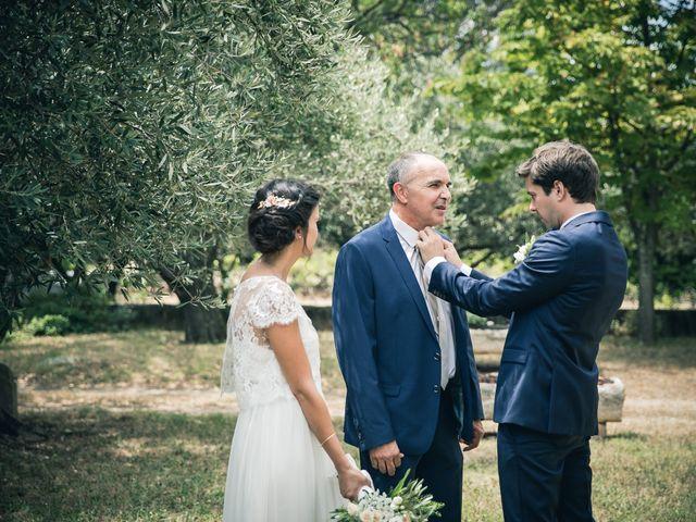 Le mariage de Yohann et Annick à Marguerittes, Gard 14