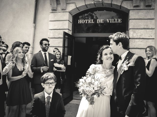Le mariage de Yohann et Annick à Marguerittes, Gard 16