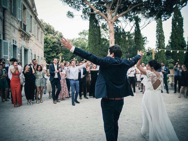 Le mariage de Yohann et Annick à Marguerittes, Gard 41