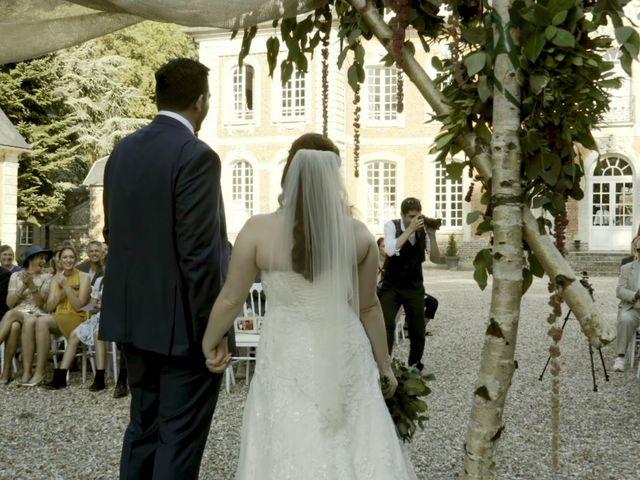 Le mariage de Leonard et Jaclyn à Carsix, Eure 5