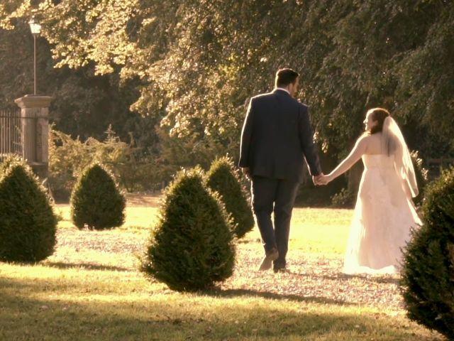 Le mariage de Leonard et Jaclyn à Carsix, Eure 1