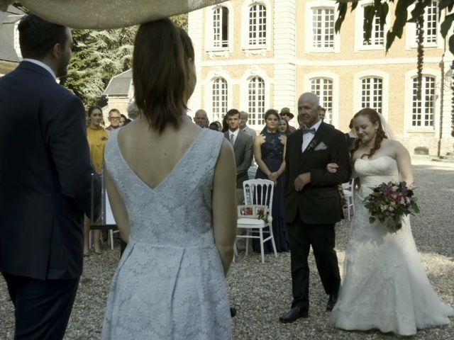 Le mariage de Leonard et Jaclyn à Carsix, Eure 18