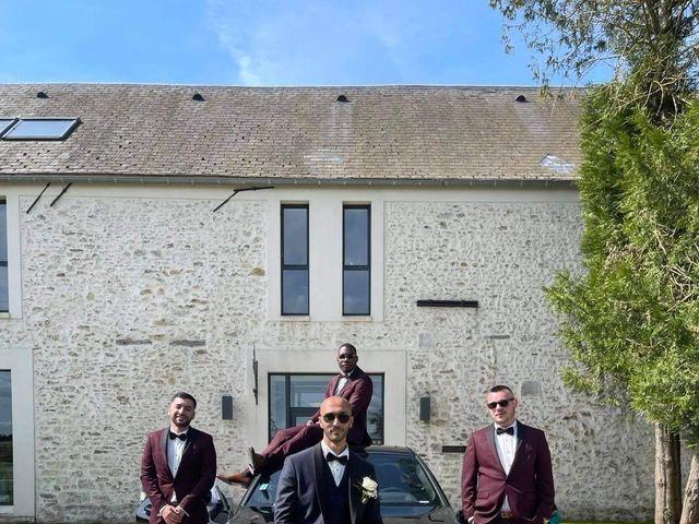 Le mariage de Karim et Marlène à Chatignonville, Essonne 5