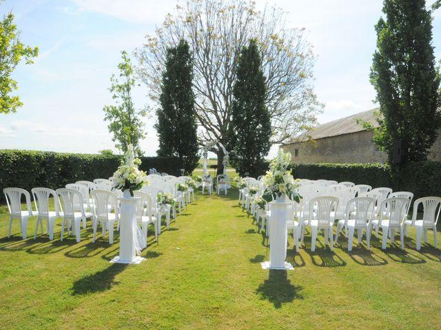 Le mariage de Karim et Marlène à Chatignonville, Essonne 11