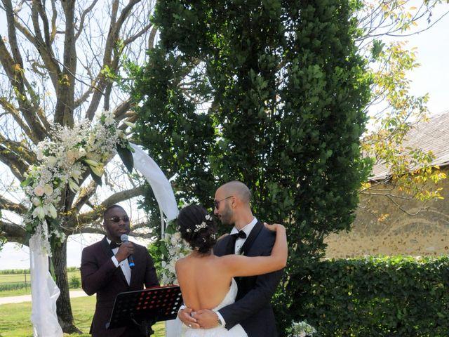Le mariage de Karim et Marlène à Chatignonville, Essonne 12