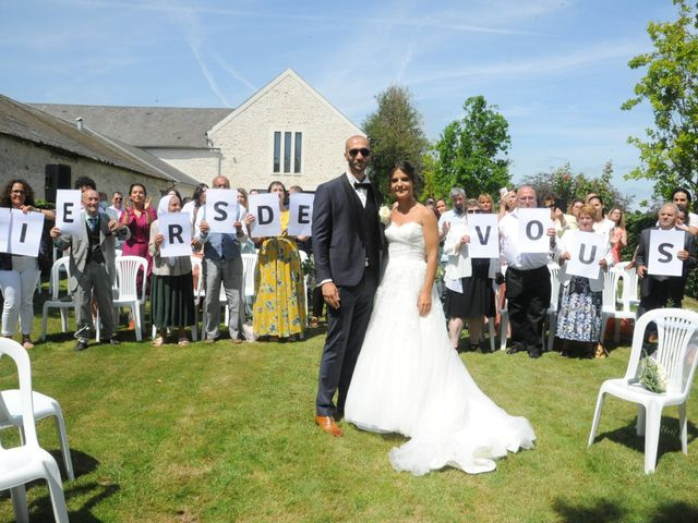 Le mariage de Karim et Marlène à Chatignonville, Essonne 14