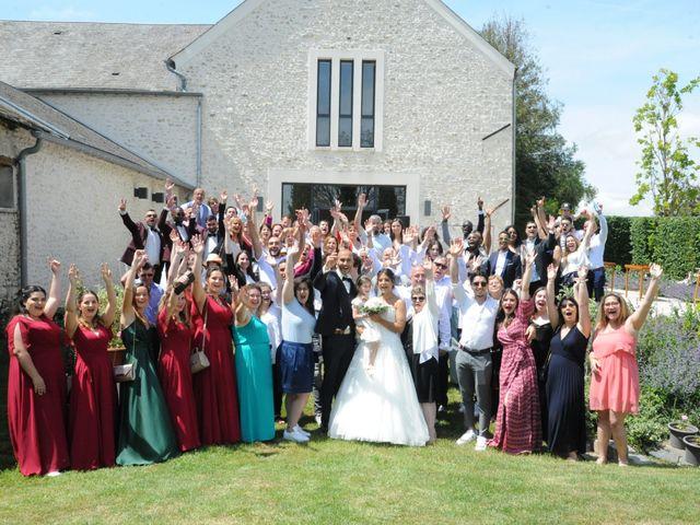 Le mariage de Karim et Marlène à Chatignonville, Essonne 15