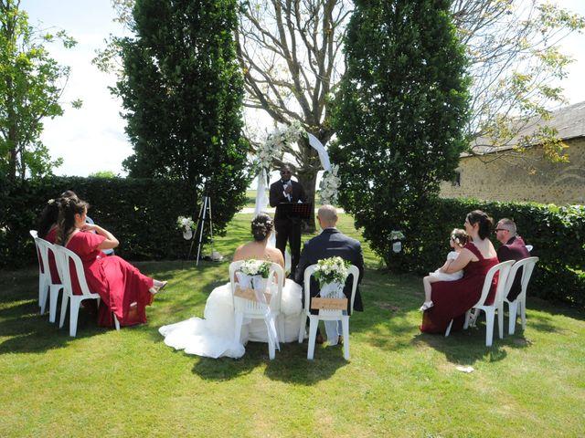 Le mariage de Karim et Marlène à Chatignonville, Essonne 13