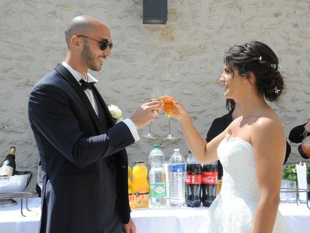 Le mariage de Karim et Marlène à Chatignonville, Essonne 17