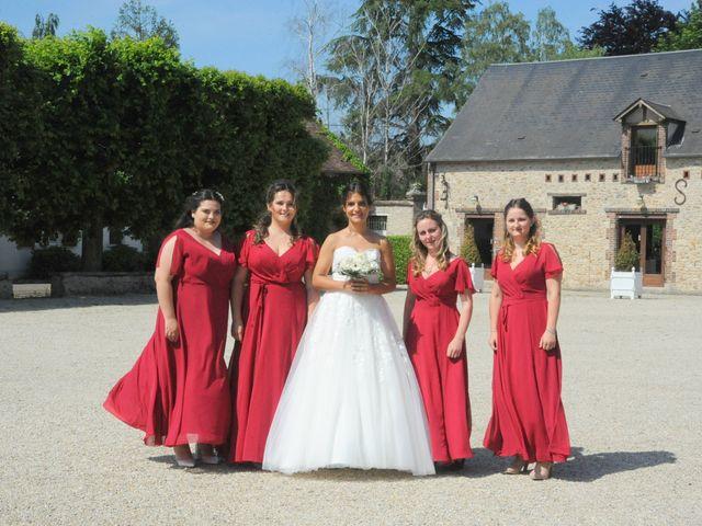 Le mariage de Karim et Marlène à Chatignonville, Essonne 2