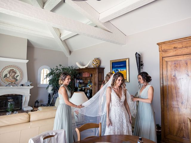 Le mariage de Julien et Manon à Fréjus, Var 78