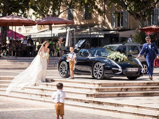 Le mariage de Julien et Manon à Fréjus, Var 84