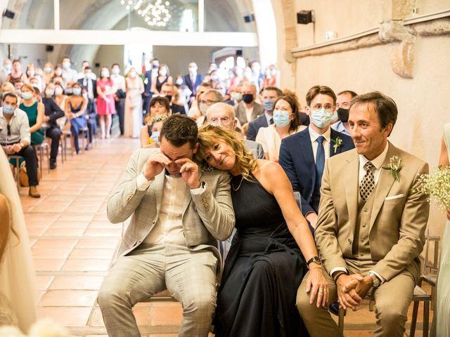 Le mariage de Julien et Manon à Fréjus, Var 92