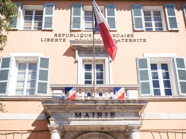 Le mariage de Julien et Manon à Fréjus, Var 93