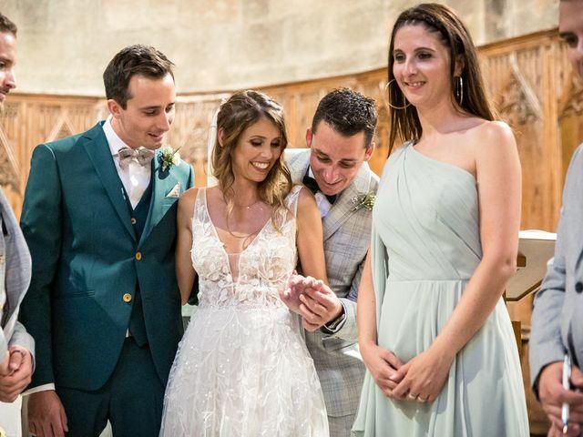 Le mariage de Julien et Manon à Fréjus, Var 107