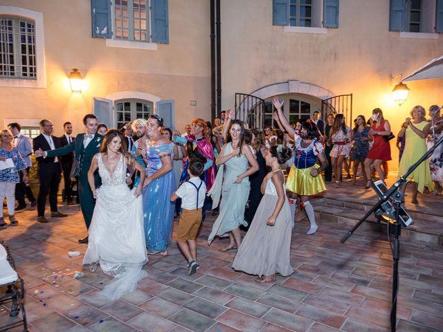 Le mariage de Julien et Manon à Fréjus, Var 178