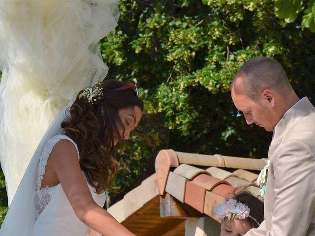 Le mariage de Arno et Emilie à Châteaudouble, Drôme 7