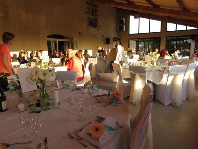 Le mariage de Arno et Emilie à Châteaudouble, Drôme 13