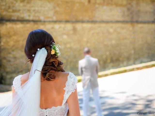 Le mariage de Arno et Emilie à Châteaudouble, Drôme 16