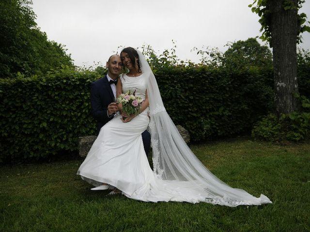Le mariage de Arno et Emilie à Châteaudouble, Drôme 21