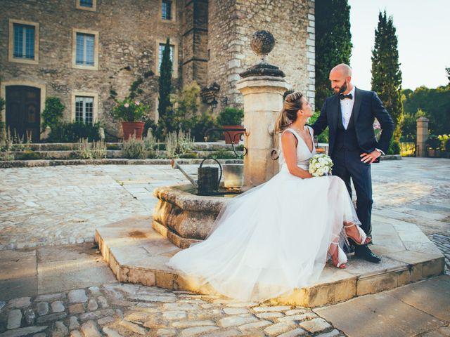 Le mariage de Jean Christophe et Aurore à Lorgues, Var 10