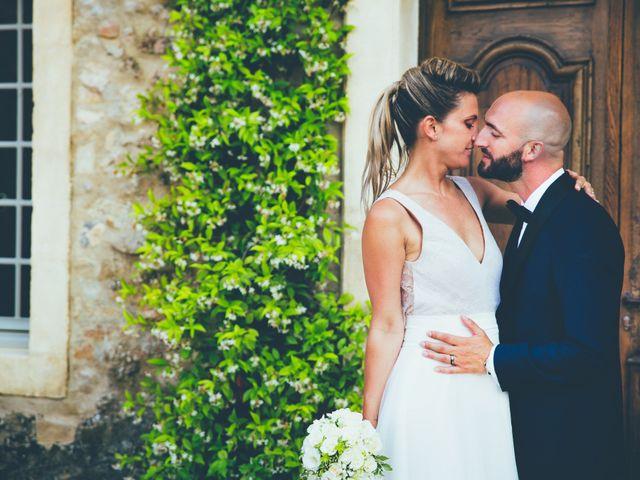 Le mariage de Jean Christophe et Aurore à Lorgues, Var 12