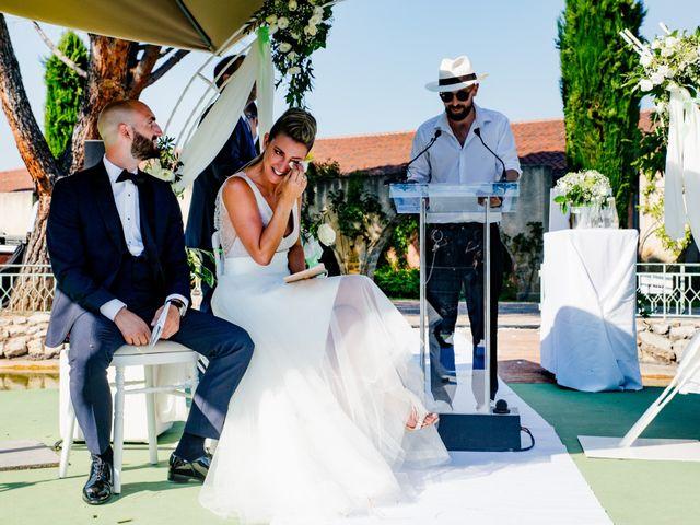 Le mariage de Jean Christophe et Aurore à Lorgues, Var 16