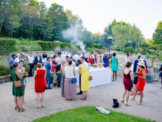 Le mariage de Jean Christophe et Aurore à Lorgues, Var 22
