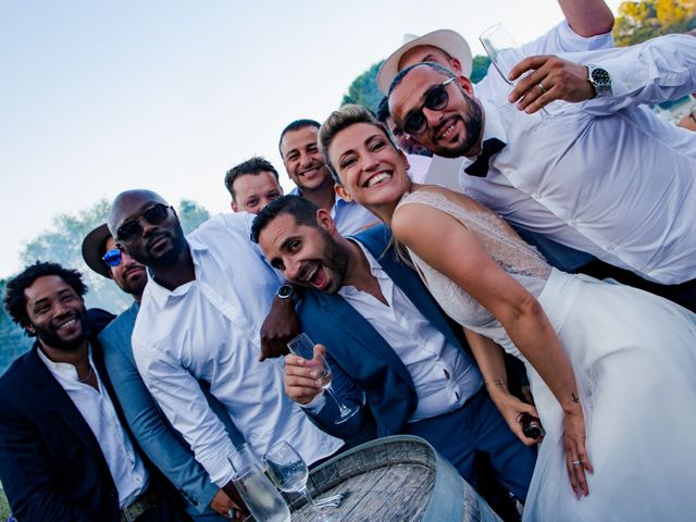 Le mariage de Jean Christophe et Aurore à Lorgues, Var 24