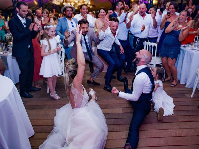 Le mariage de Jean Christophe et Aurore à Lorgues, Var 27