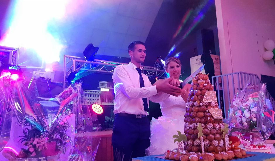 Le mariage de Pierrick et Aurélie à Le Bény-Bocage, Calvados