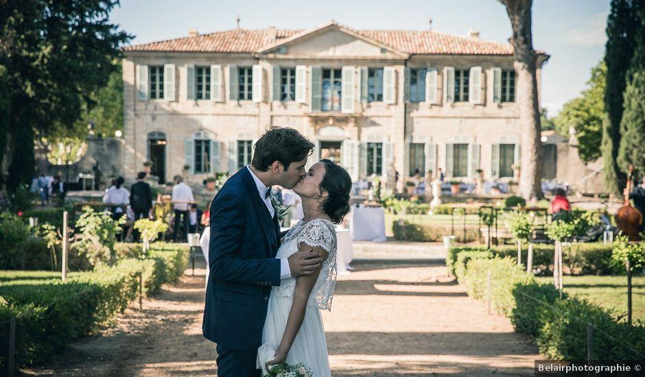 Le mariage de Yohann et Annick à Marguerittes, Gard