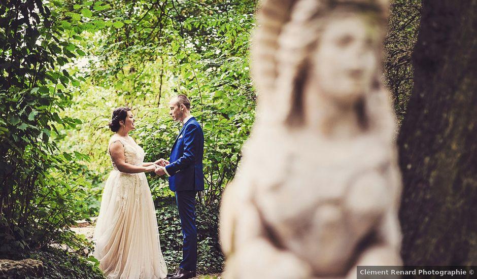 Le mariage de Quentin et Marie à Dijon, Côte d'Or