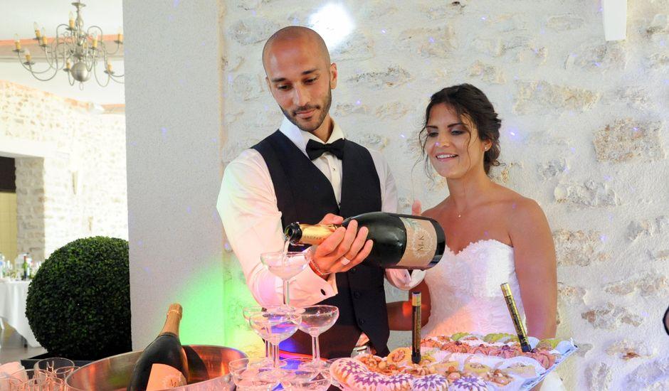 Le mariage de Karim et Marlène à Chatignonville, Essonne