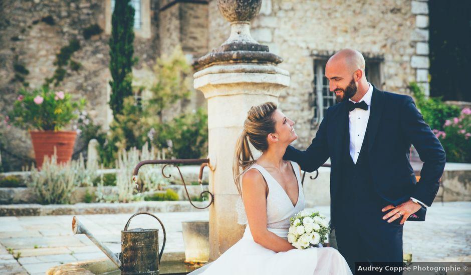 Le mariage de Jean Christophe et Aurore à Lorgues, Var