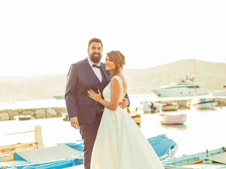 Le mariage de Géraldine et Greg